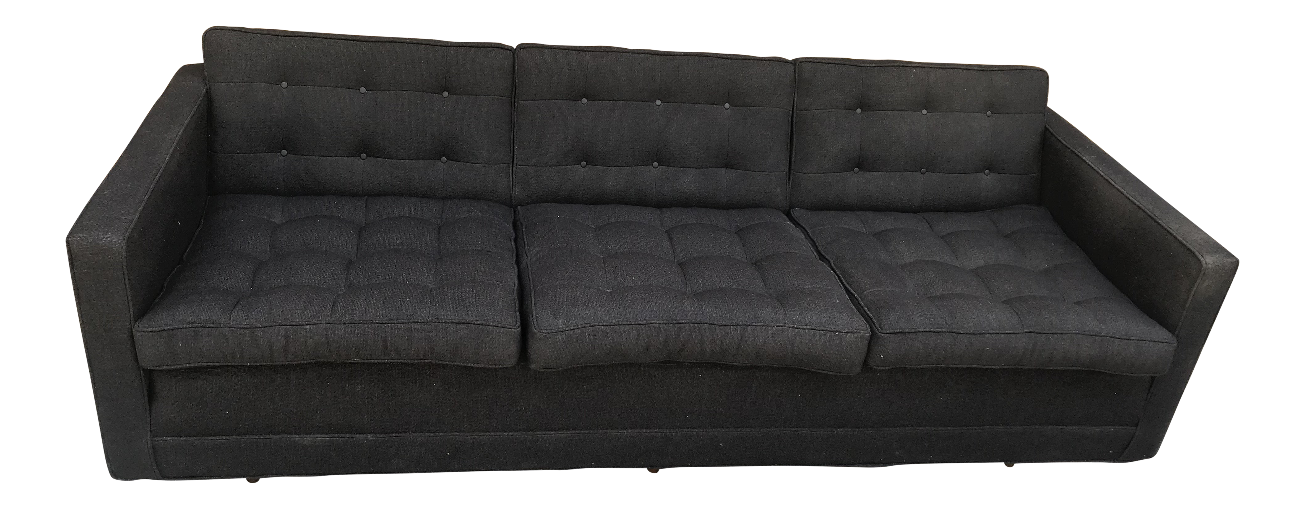 Ordinaire Vintage Mid Century Modern Early Addition Florence Knoll Sofa