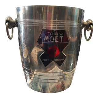 Moet French Advertising Bucket For Sale