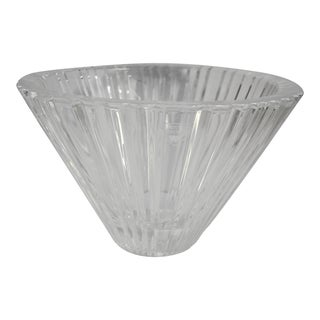 "1980s Orrefors ""Carat"" Bowl For Sale"