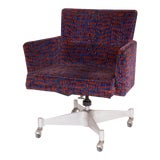 Image of 1960s Vintage George Nelson Herman Miller Office Chair For Sale