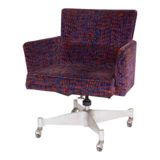 1960s Vintage George Nelson Herman Miller Office Chair