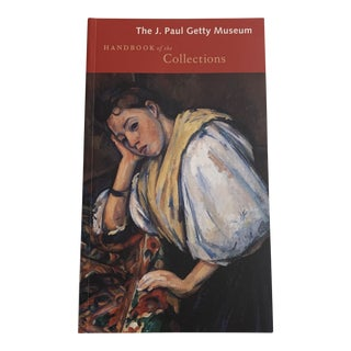 Getty Museum Paper Back Book For Sale