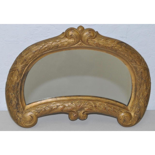 19th Century French Carved Mirror - Image 2 of 6
