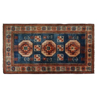 Hand Knotted Persian Rug - 7'5'' X 4'2''