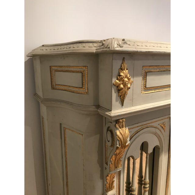 Antique Napoleon III Console For Sale - Image 4 of 9