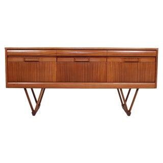 1960's Teak Dresser or Credenza For Sale