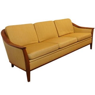 Mid-Century Modern Sofa and Armchairs Set For Sale