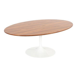 Eero Saarinen for Knoll Rosewood Coffee Table 50th Anniversary Edition For Sale