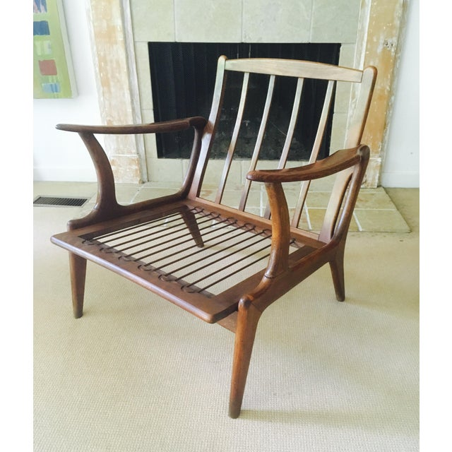 Mid-Century Modern Lounge Chair - Image 2 of 7