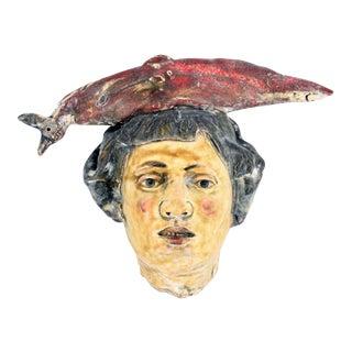 Cristina Cordova Sculpture For Sale