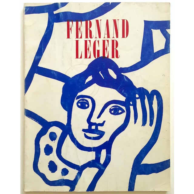 """Fernand Leger Rare Vtg 1962 Lmtd Edtn """" Five Themes & Variations """" Guggenheim Museum Exhibition Catalogue Collector's Art Book For Sale - Image 13 of 13"""