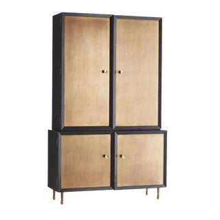 Arteriors Kilpatrick Tall Cabinet For Sale