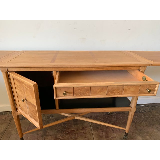 Mid-Century Modern Scandinavian Sophisticate Bar Cart For Sale In Los Angeles - Image 6 of 10