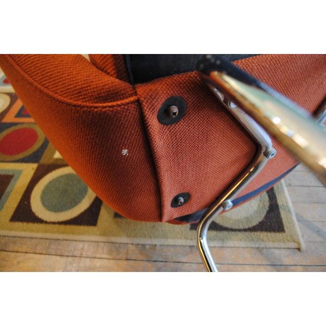 Mid Century Executive Armchair by Eero Saarinen for Knoll-1960's - Image 10 of 12