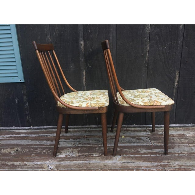 Richardson Nemschoff Side Chairs - A Pair For Sale - Image 4 of 10
