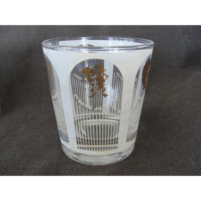 Mid-Century Highball Glasses - Set of 6 - Image 4 of 8