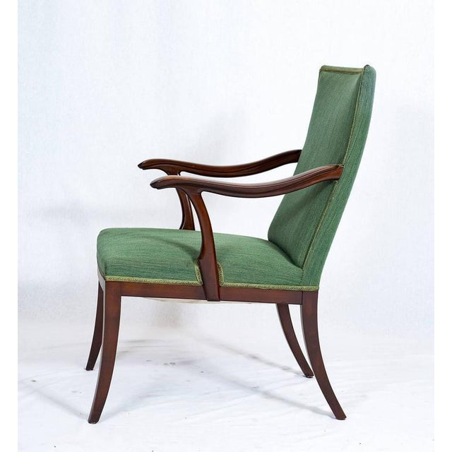 Frits Henningsen Lounge Chair - Image 4 of 10