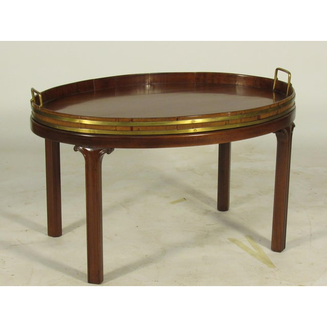 19th Century Regency Butler's Tray Table - Image 2 of 7