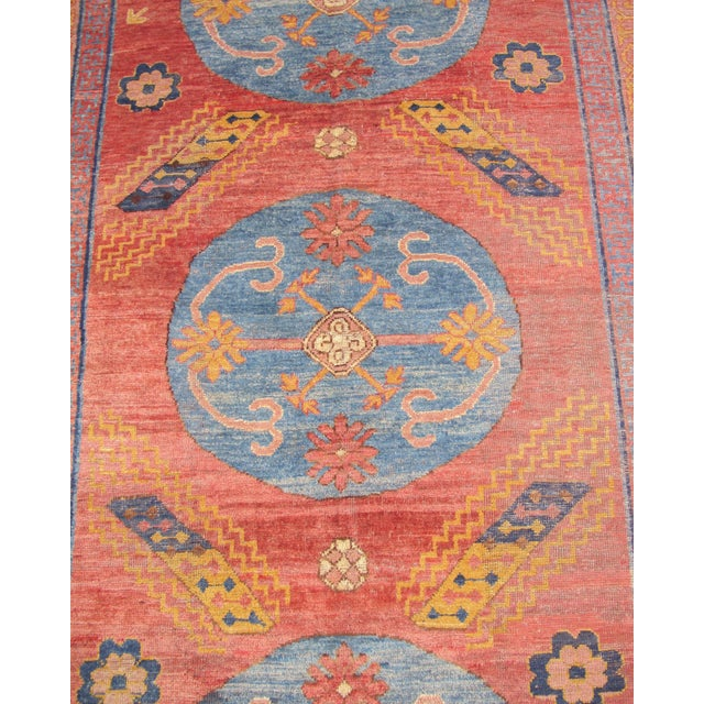 Khotan Woven Carpet For Sale - Image 4 of 4