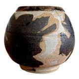 Image of Handcrafted Ceramic Vase For Sale