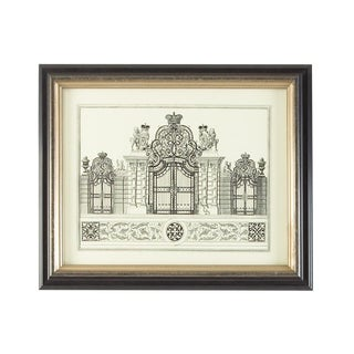 Chelsea House Inc Grand Garden Gate I Print