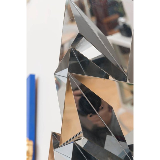 Curtis Jere Chrome Sculpture For Sale In San Francisco - Image 6 of 11