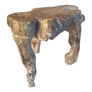 Unique Tree Root Table For Sale