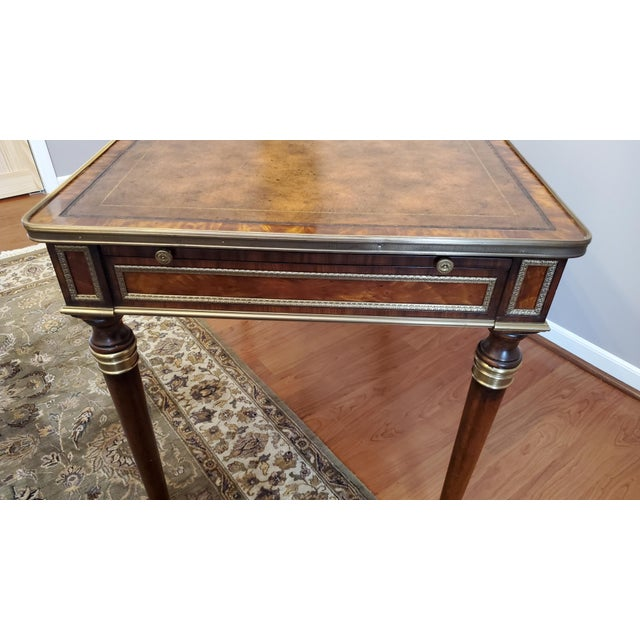 """Theodore Alexander """"Tales From France Writing Desk"""" For Sale In Greenville, SC - Image 6 of 13"""