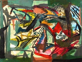 Image of Gouache Paintings