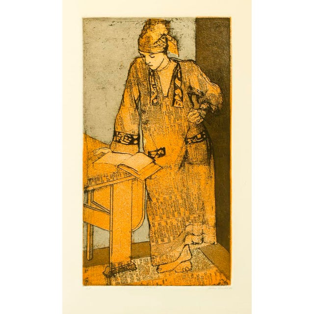 Jacklyn Friedman Art Print - Imprint - Image 2 of 2