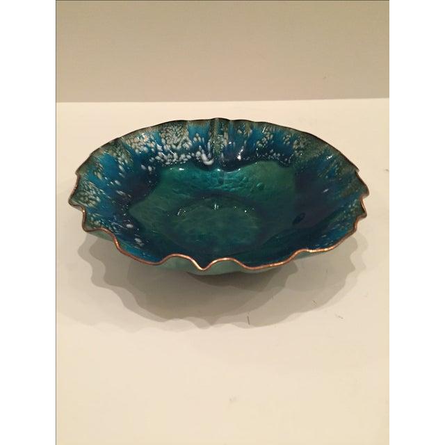 Edward Winter Ruffled Dish - Image 4 of 5
