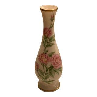 1986 Floral Lenox Mother's Day Vase For Sale