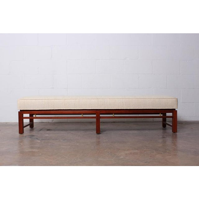 Bench by Edward Wormley for Dunbar - Image 3 of 10