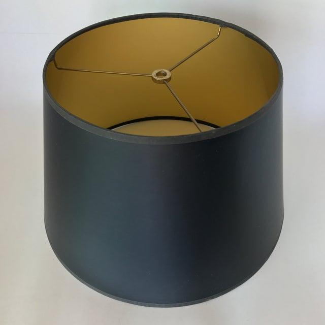 Gilt hollywood lamp shade chairish gilt hollywood lamp shade image 3 of 7 aloadofball Gallery