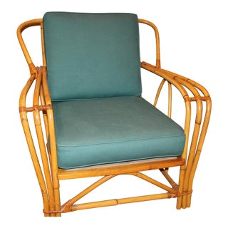 Vintage Ficks Reed Bamboo Chair