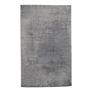 Pasargad N Y Modern Bamboo Silk Hand Knotted Area Rug - 5' X 8' For Sale