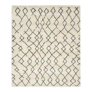 Yash, Hand-Knotted Area Rug - 8 X 10 For Sale