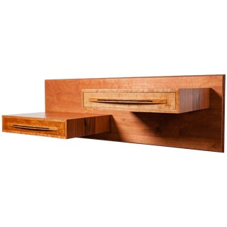 Wall Shelves by Fred Rossi For Sale