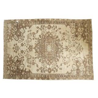 "Vintage Oushak Carpet - 8'10"" X 12'6"" For Sale"