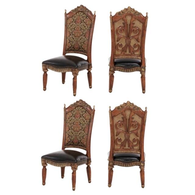 Aico Villa Valencia Side Chairs - Set of 4 - Image 1 of 7