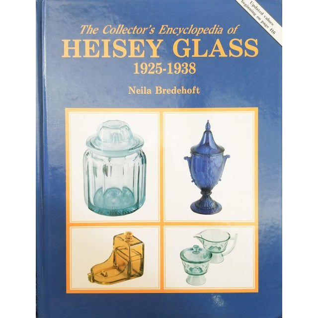 Paper The Encyclopedia of Heisey Glass 1925-1938 by Neila Bredehoft For Sale - Image 7 of 7