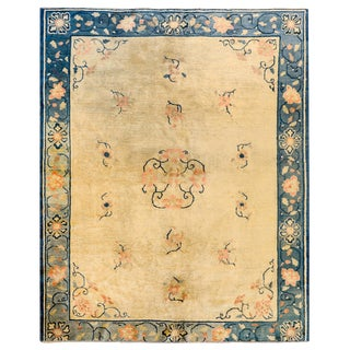 Extraordinary 19th Century Peking Rug For Sale