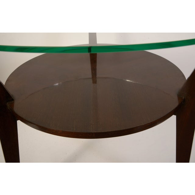 Mid 20th Century French 1950 Guéridon or Side Table For Sale - Image 5 of 6
