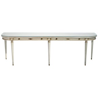 Monumental Louis XVI Style Console, 1950s For Sale