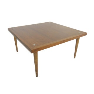 Mid-Century Cocktail Table by Merton Gershun For Sale