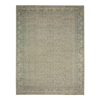 """Traditional Sangar Hand Knotted Rug - 8'9"""" x 11'9"""""""