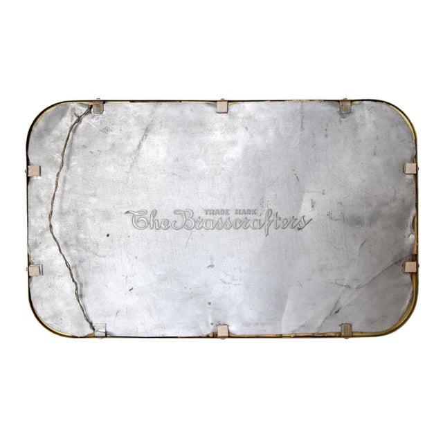 Brasscrafters Bevel Mirror - Image 3 of 5