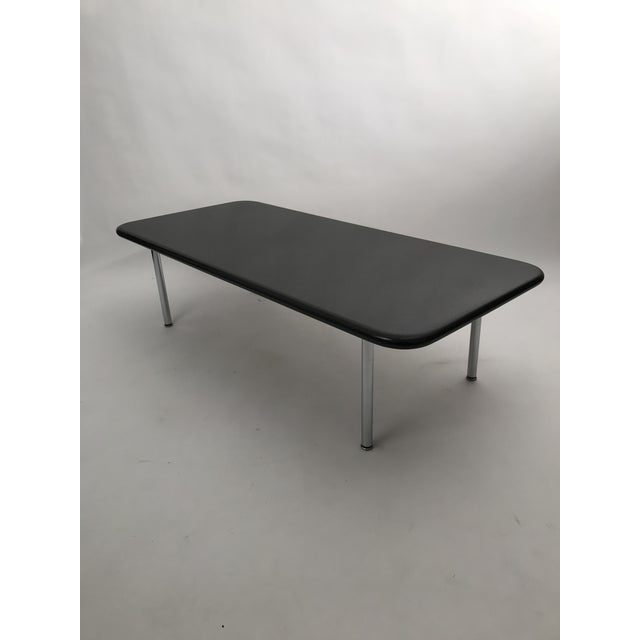 Rare George Nelson Granite Coffee Table For Sale In New York - Image 6 of 10