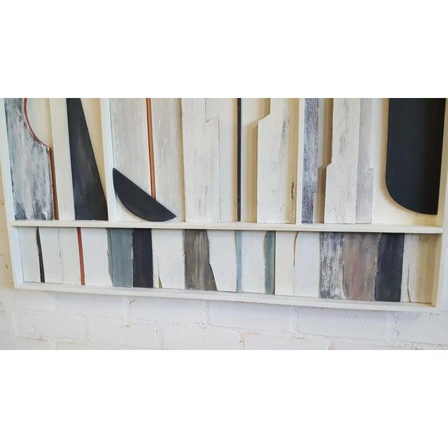 Wall Sculpture Frieze Panel by Paul Marra For Sale In Los Angeles - Image 6 of 8