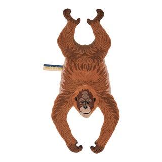 Doing Goods Oddly Orangutan Rug Large For Sale